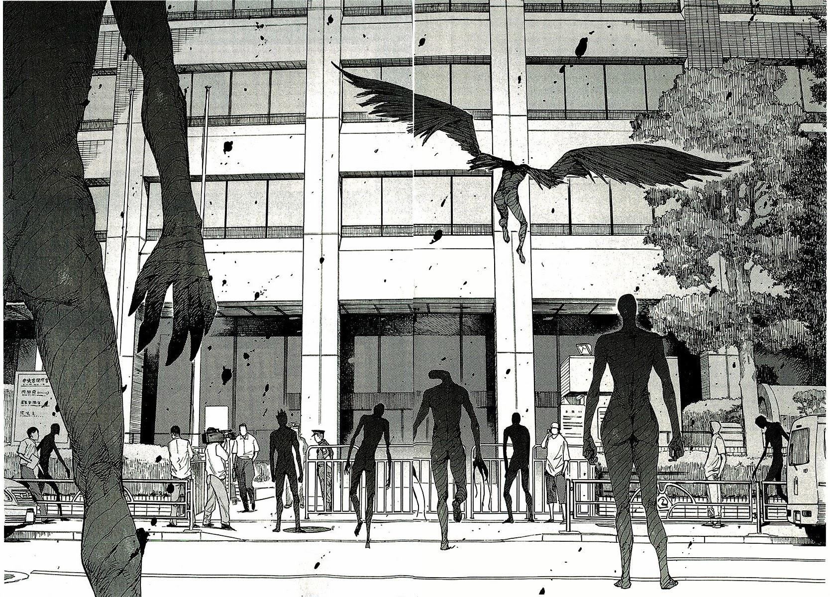 demi humans anime - 928×650