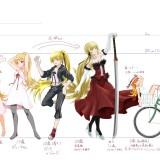 Новая манга от автора серии Monogatari
