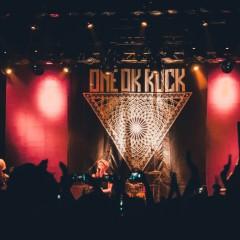ONE OK ROCK в Москве