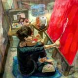 Скажи мне, как художник художнику, – ты рисовать умеешь? — набор