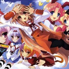 Топ-10 девушек из аниме