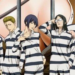 Новая манга приглашает в закулисье к аниме Prison School