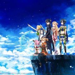 Анонс полнометражного фильма Sword Art Online Ordinal Scale