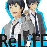 Трейлер ReLIFE от AniDUB.com