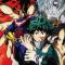 Анонсирован второй сезон аниме My Hero Academia!