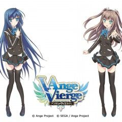 Новый трейлер к аниме «Ange Vierge»