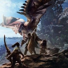 Capcom продемонстрировала трейлер Monster Hunter: World