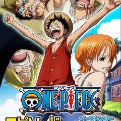 Был показан постер к спешлу One Piece Episode of East Blue