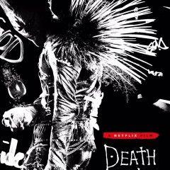 На новом постере «Death Note» от Netflix показали силуэт Рюка.