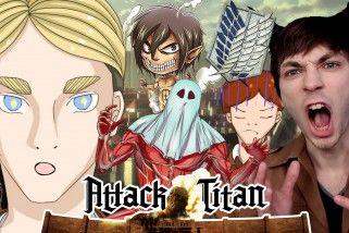 Все ляпы первого сезона Атаки Титанов