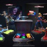 Пополнение в линейке играбельных персонажей игры Marvel vs. CAPCOM infinite fighting