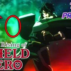 Что показали в трейлере аниме «Герой Щита / Shield Hero»?