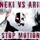 Stop motion: Kaneki vs Arima