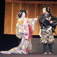 Театральное безумие в Японии