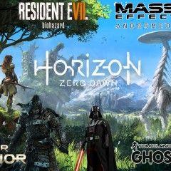 Семь годных игр, которые должны выйти в 2017