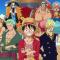 Новый осенний спешл по One Piece!