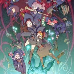 Новая игра Little Witch Academia: Chamber of Time!
