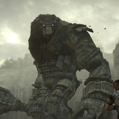 Новые подробности о Shadow of the Colossus