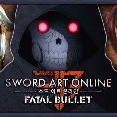 Вот и вышел третий трейлер Sword Art Online: Fatal Bullet