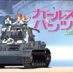 Новый проморолик Girls & Panzer!