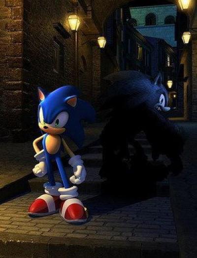 Соник: Ночь Кошмаров / Sonic: Night of the WereHog